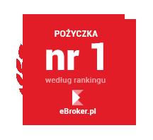 Pożyczka nr 1 według rankingu eBroker