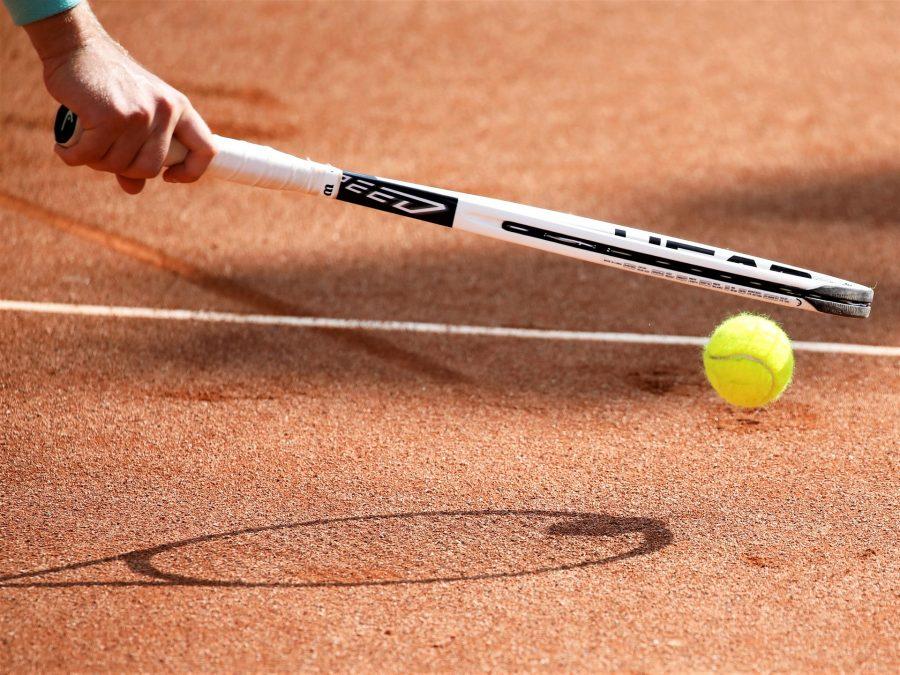 tenis ziemny - rakieta do tenisa
