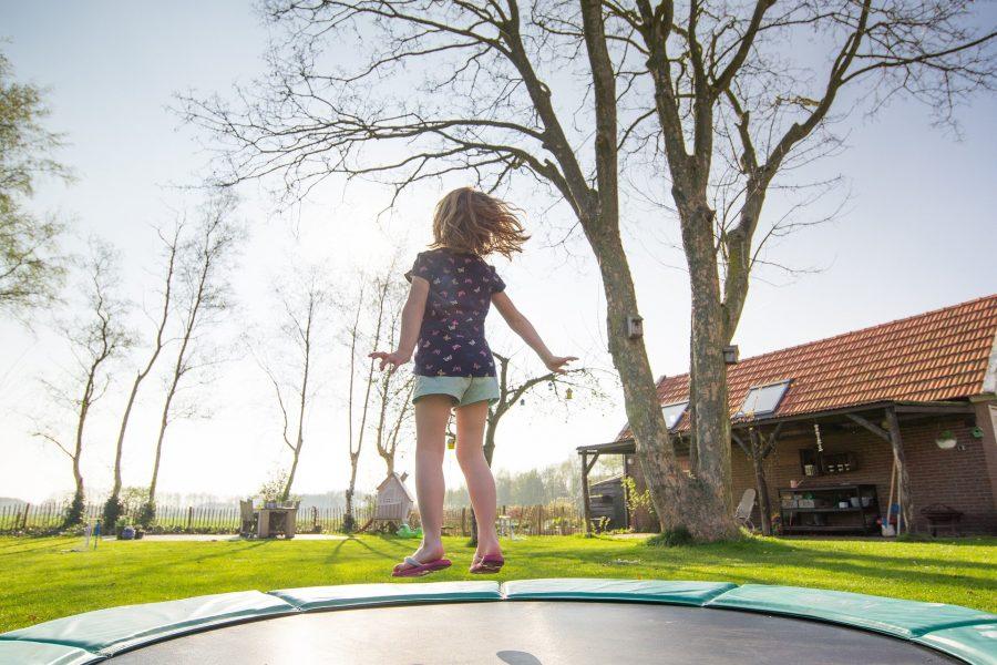 trampoliny dla dzieci