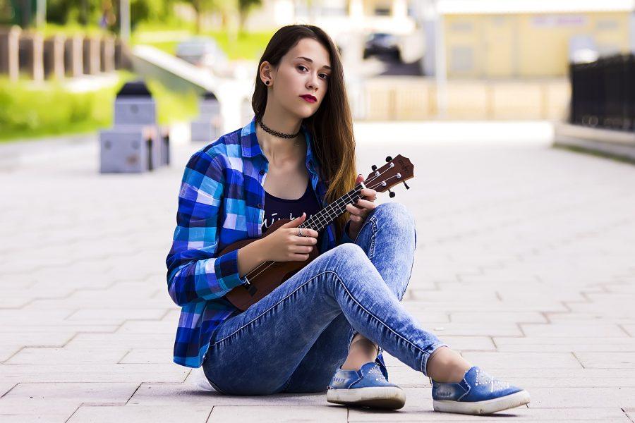 Nauka gry na ukulele