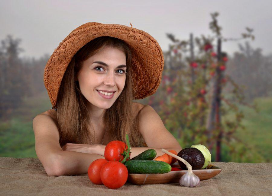 Odchudzanie zdrowa żywność