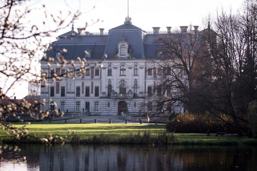 zamek w Pszczynie