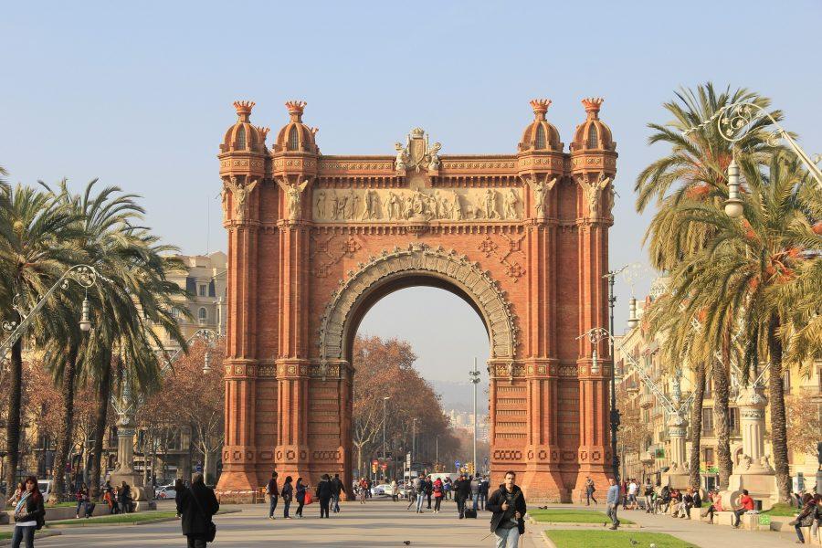 w Barcelonie